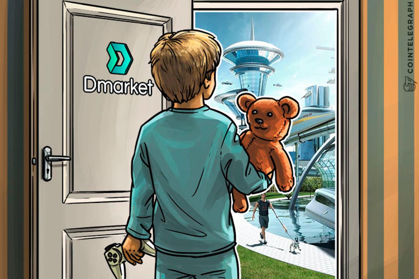 Itens virtuais obtêm valor no mundo real no DMarket