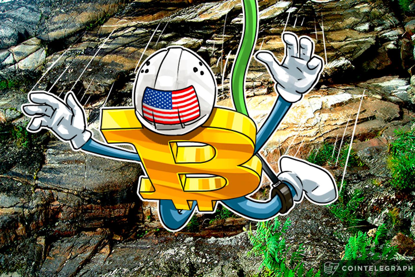 Bitcoin Price Roller Coaster: US Panics, China Shows Resilience