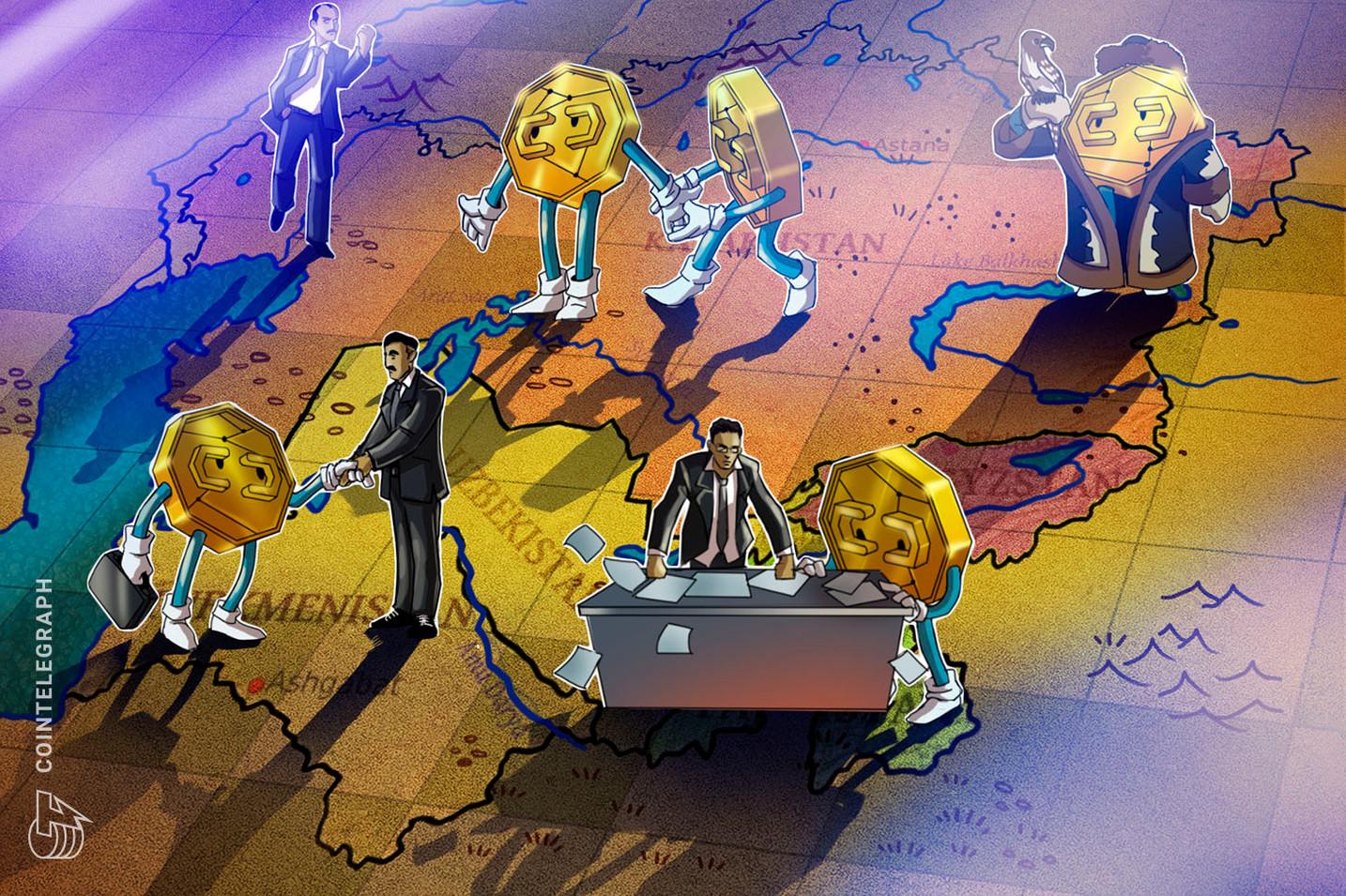 De Kazajstán a Uzbekistán: Cómo son reguladas las criptomonedas en Asia Central