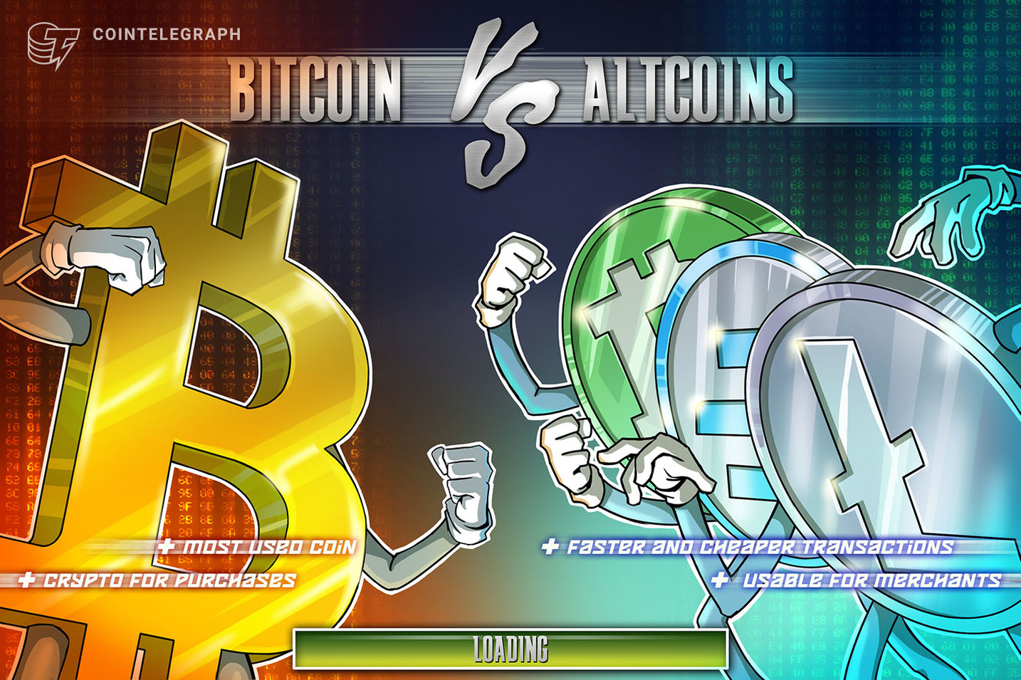 Max Keiser Predicts Bitcoin Dominance, Death of Altcoins and Hard Forks