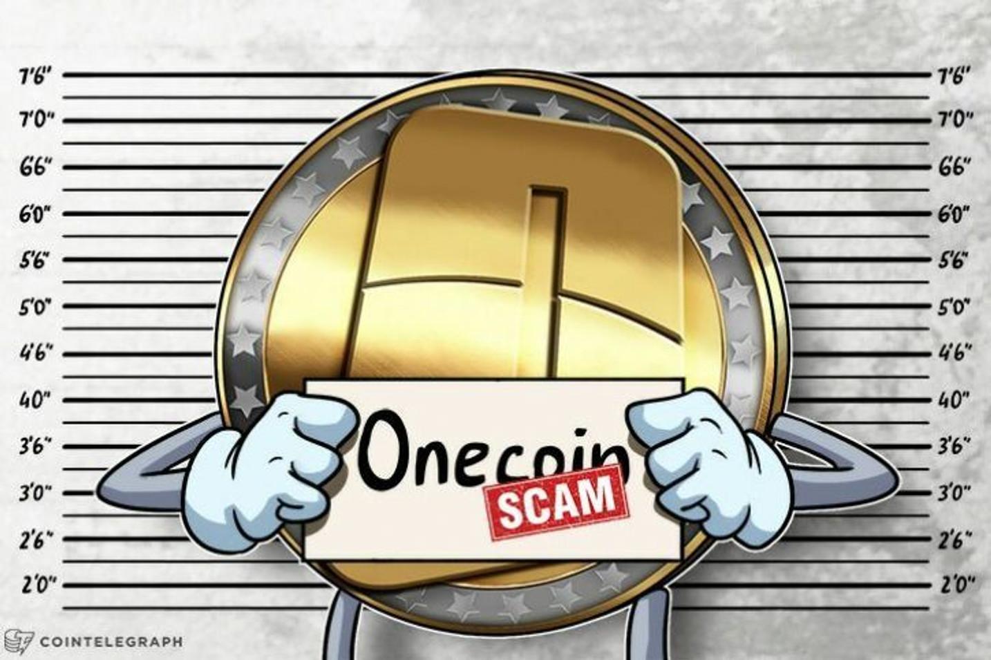 """A OneCoin É muito Ponzi: Delegado Indiano Confirma um """"Claro Esquema Ponzi"""""""
