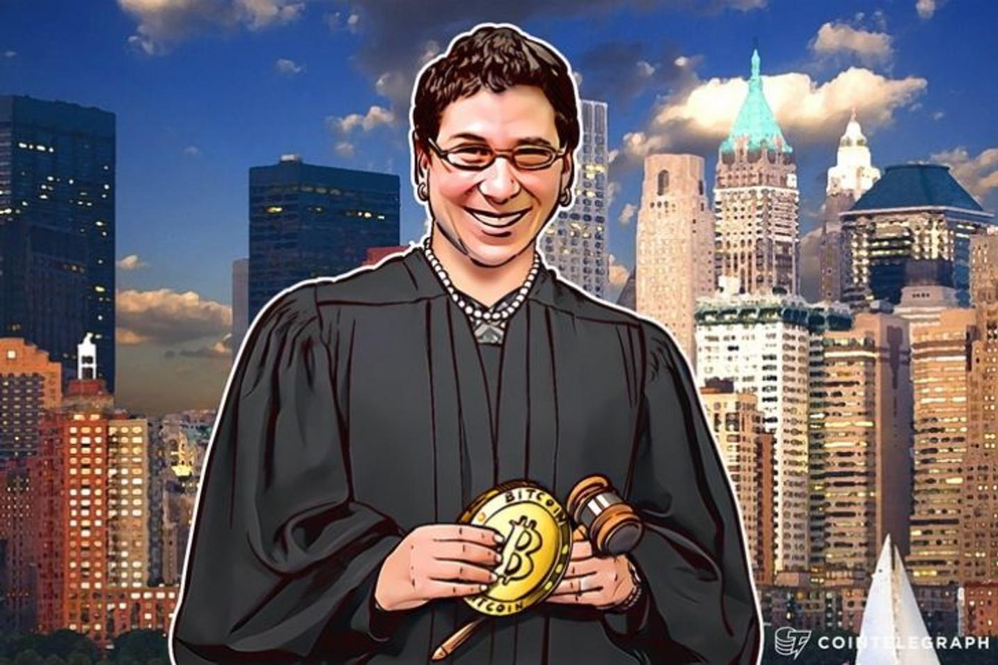 Federalni sud Njujorka presudio, bitkoin je novac!