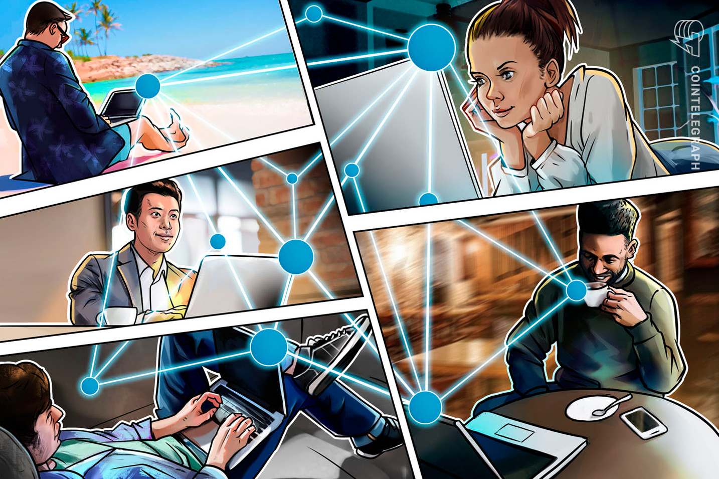 Zoom Data Scandal Shows Blockchain May Be the Future of Communications