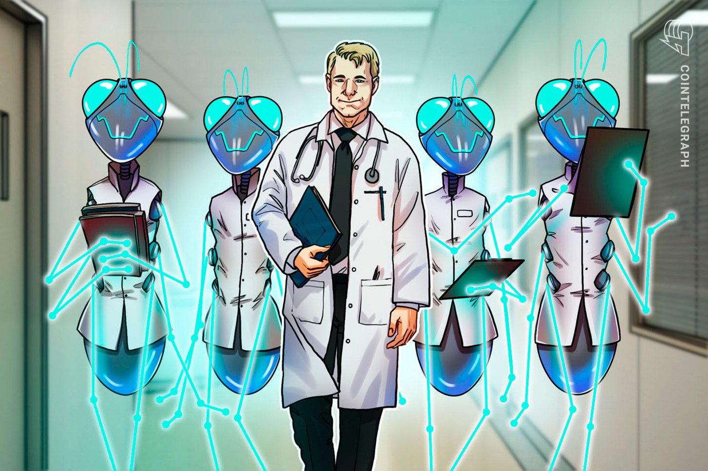 Cyprus Hospital Ready to Store COVID-19 Test Results on Blockchain