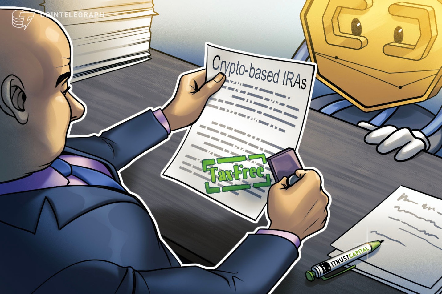 Could tax-free Bitcoin be one of 2020's hottest trends?