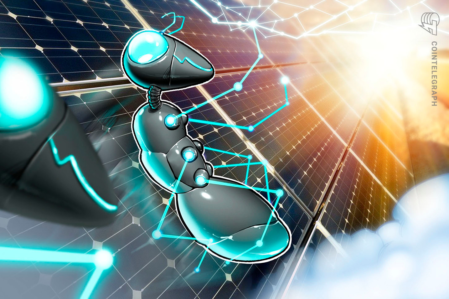 ABB Launches Blockchain Pilot for Solar Energy Sector