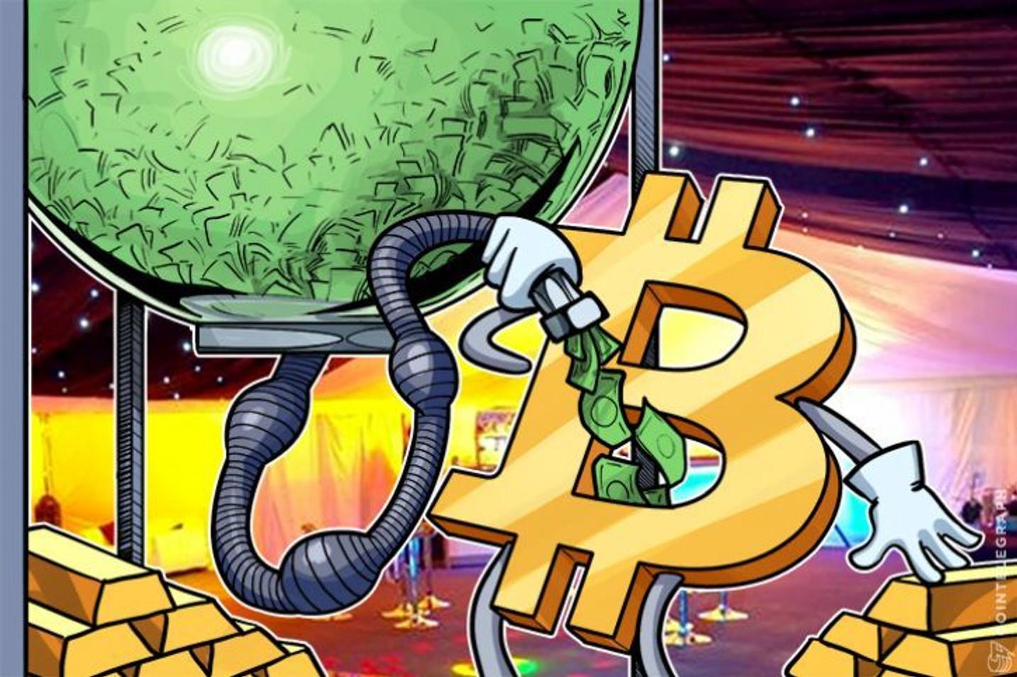 Bitcoin a US$ 4.000: Até um colapso de 50% o preservaria com o status de melhor ativo