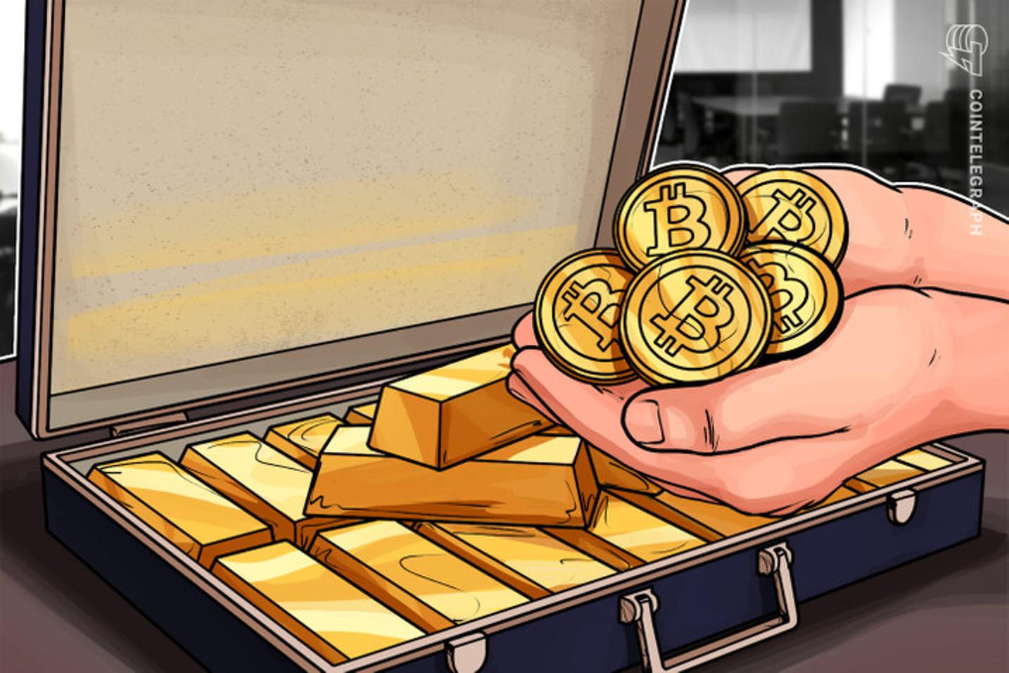 Desde Buenbit afirman que Bitcoin es un sustituto del oro que funcionará como la mejor reserva de valor
