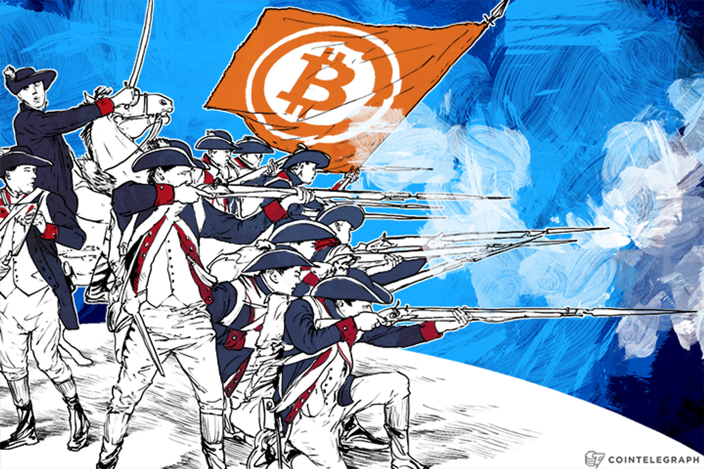 The Revolutionary Roots of Bitcoin (OP-ED)