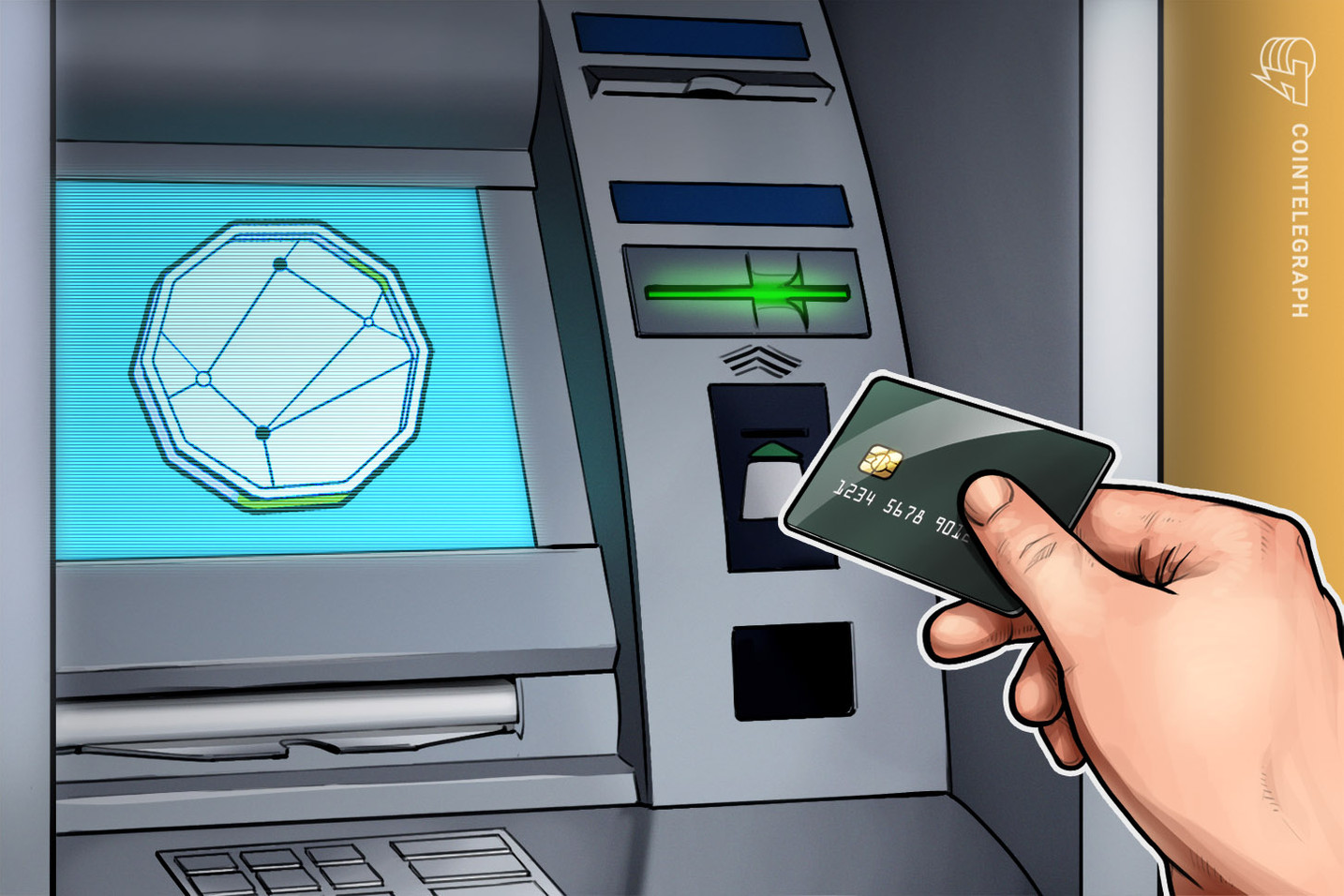 There Are Now Over 7,000 Cryptocurrency ATMs Worldwide