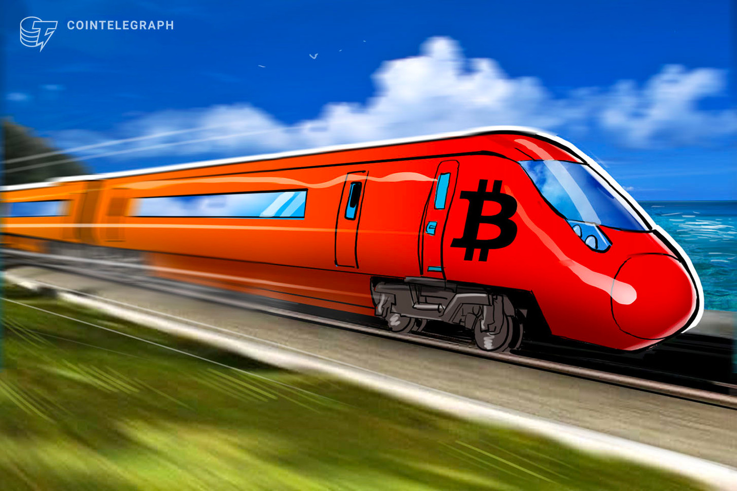 Almost $9 Billion of Bitcoin Moved On-Chain in 1 Hour: Record