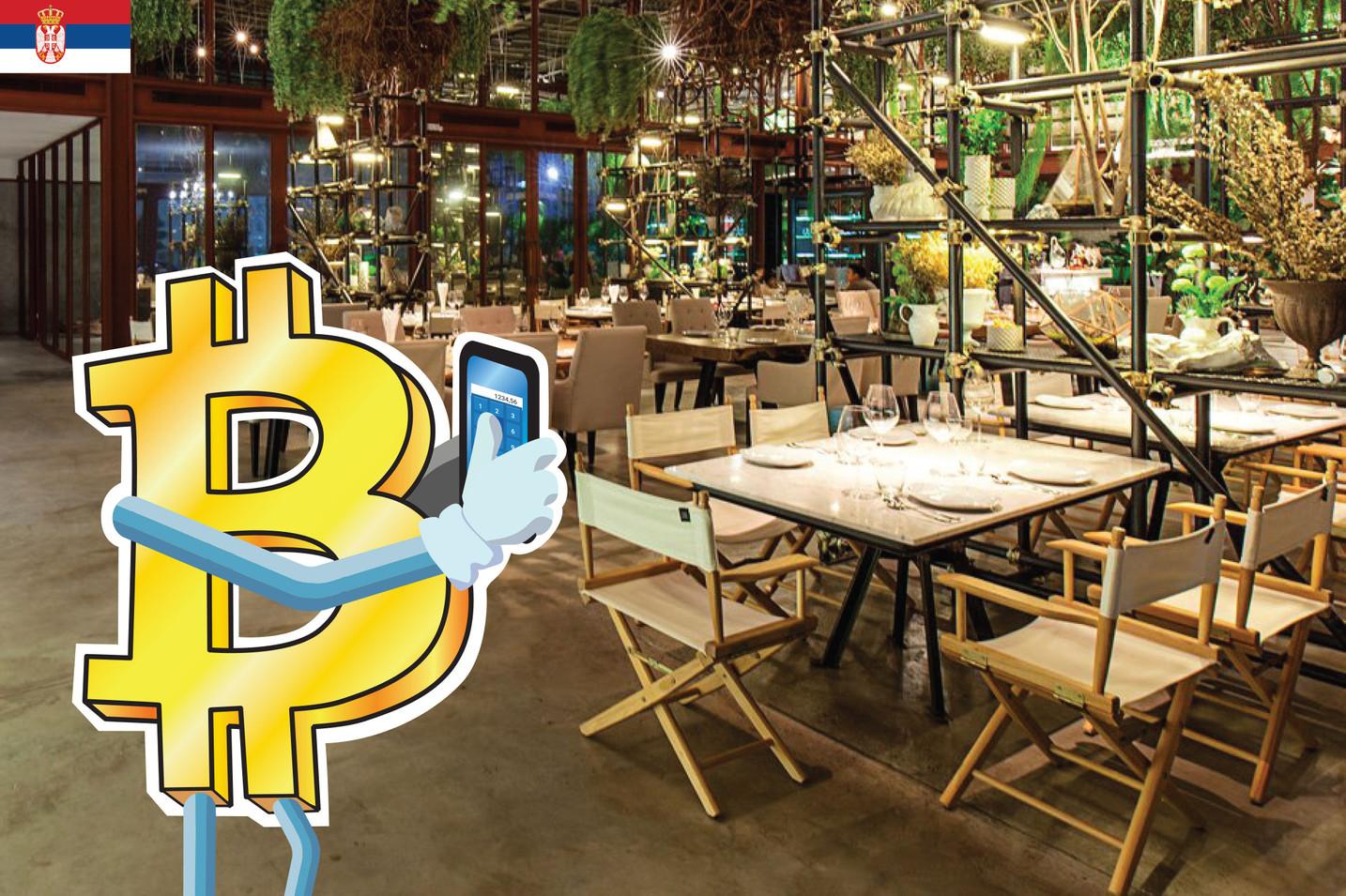 Plaćanje bitkoinima u Beogradu