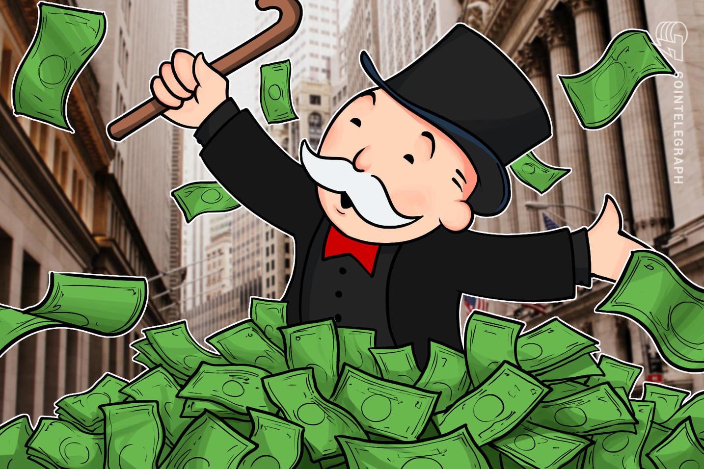 """مؤسس كاردانو المشارِك: وول ستريت سوف تجلب """"عشرات تريليونات الدولارات"""" إلى مجال العملات الرقمية"""