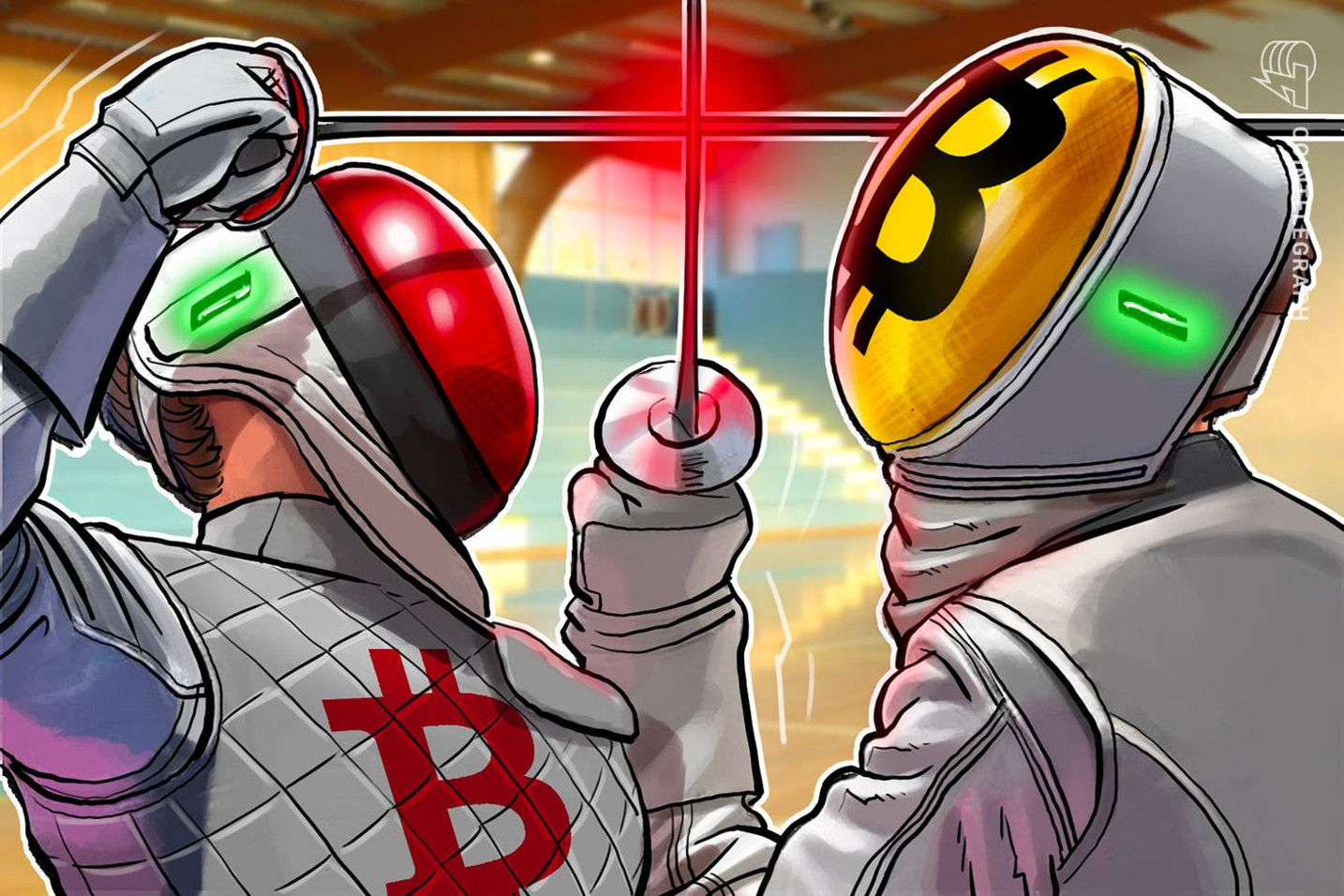 【速報】ビットコインSV、100%超の爆騰 時価総額でビットコインキャッシュを抜く【仮想通貨相場】