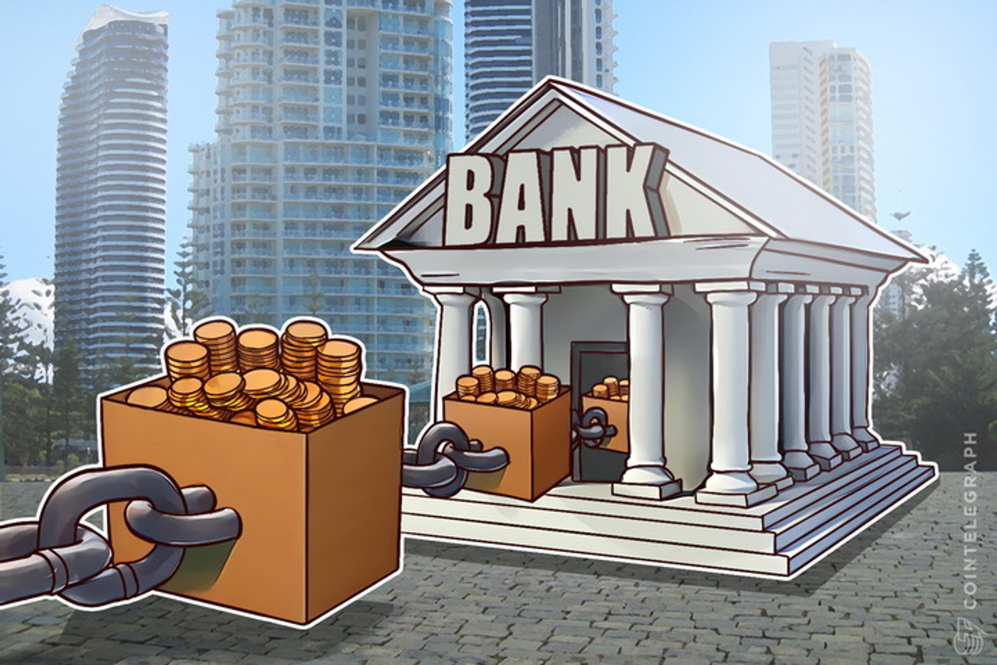 Why Banks Are Adopting The Blockchain