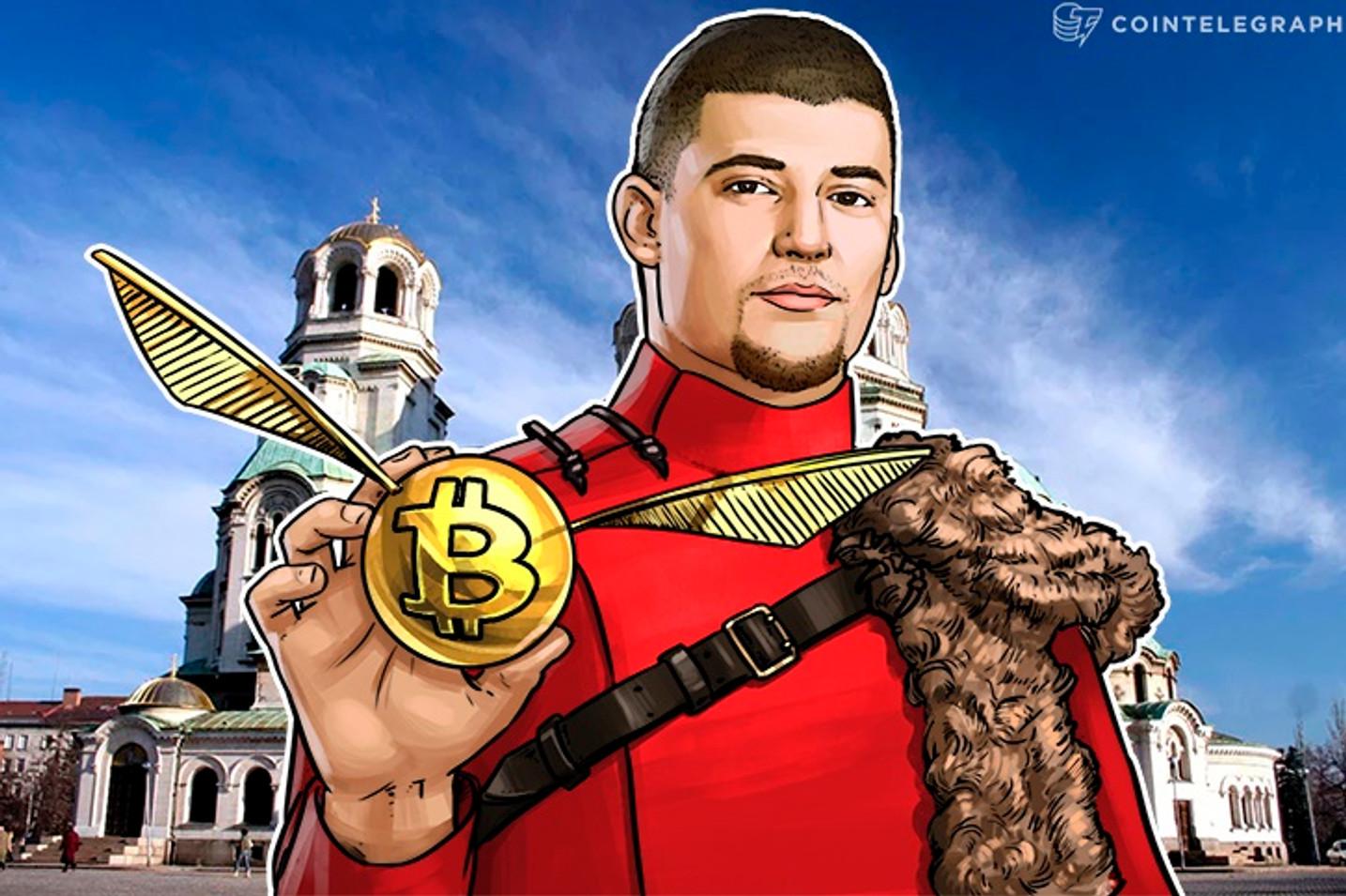 Bulgaria Seizes Enough Bitcoin to Pay Off 1/5 of National Debt