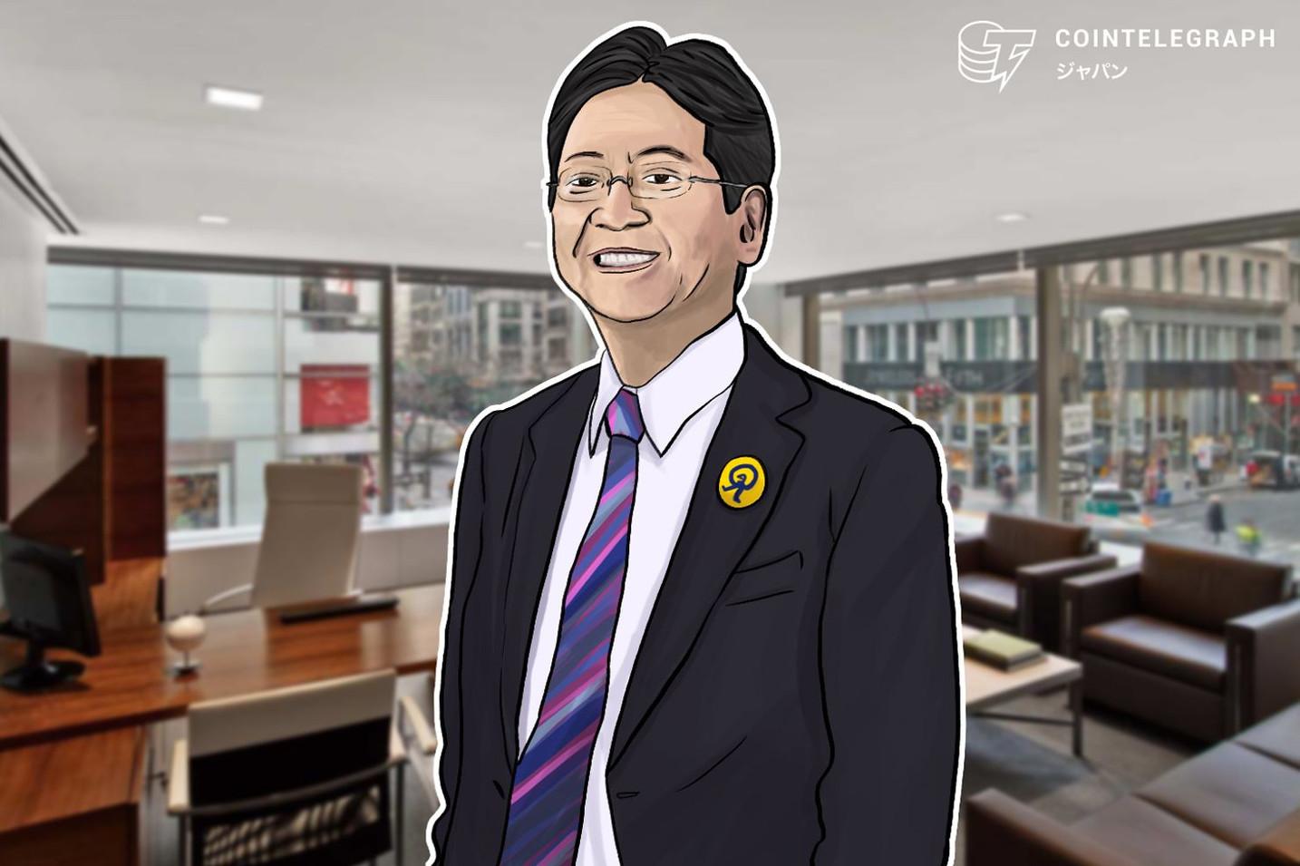 マネックス松本氏「新紙幣は最後の紙幣」 ブロックチェーン技術でのデジタル化を予言=朝日新聞