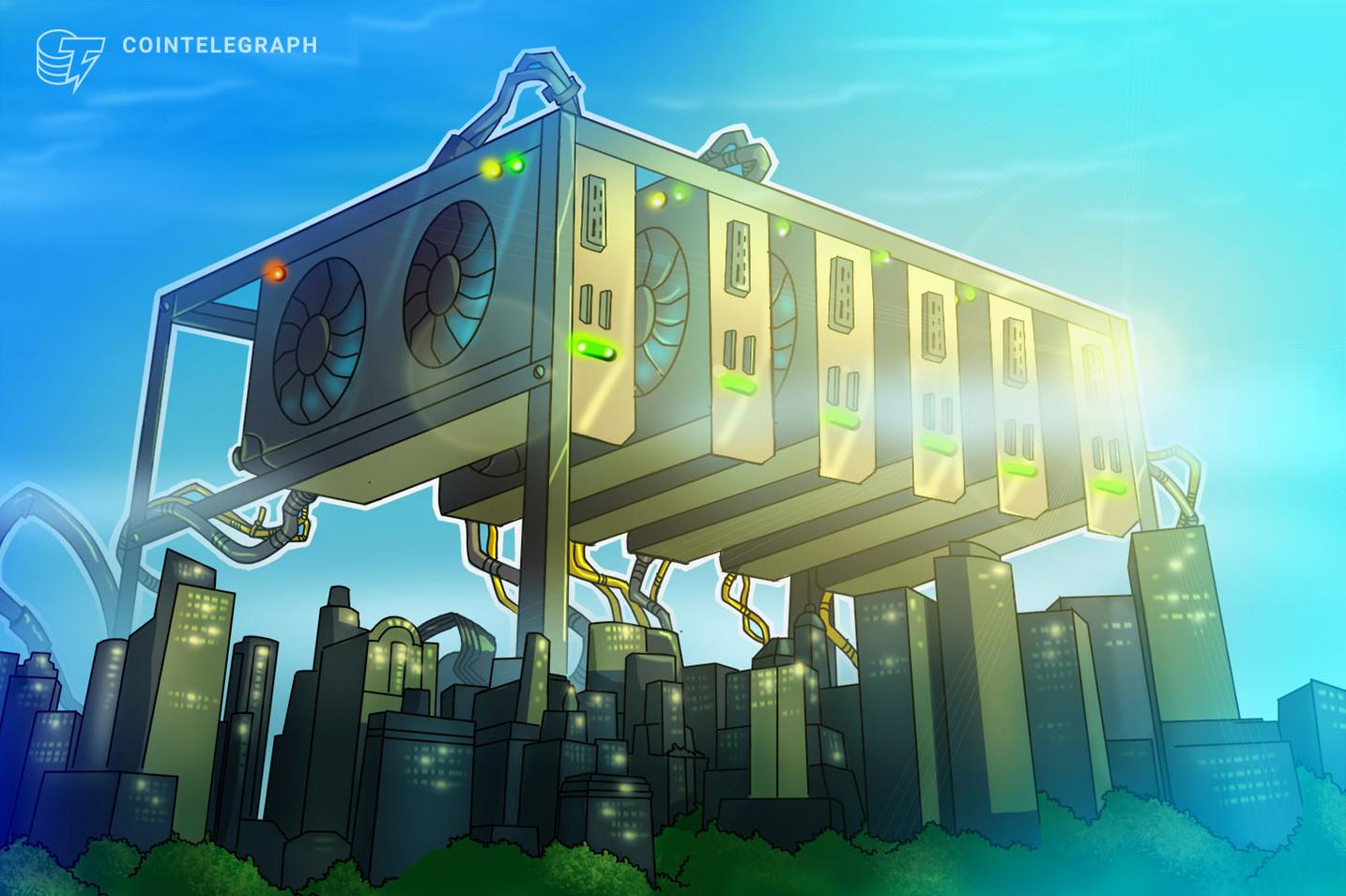 仮想通貨マイニング企業ライオット、計4000台の装置導入発表 ビットメインの最新モデル【ニュース】