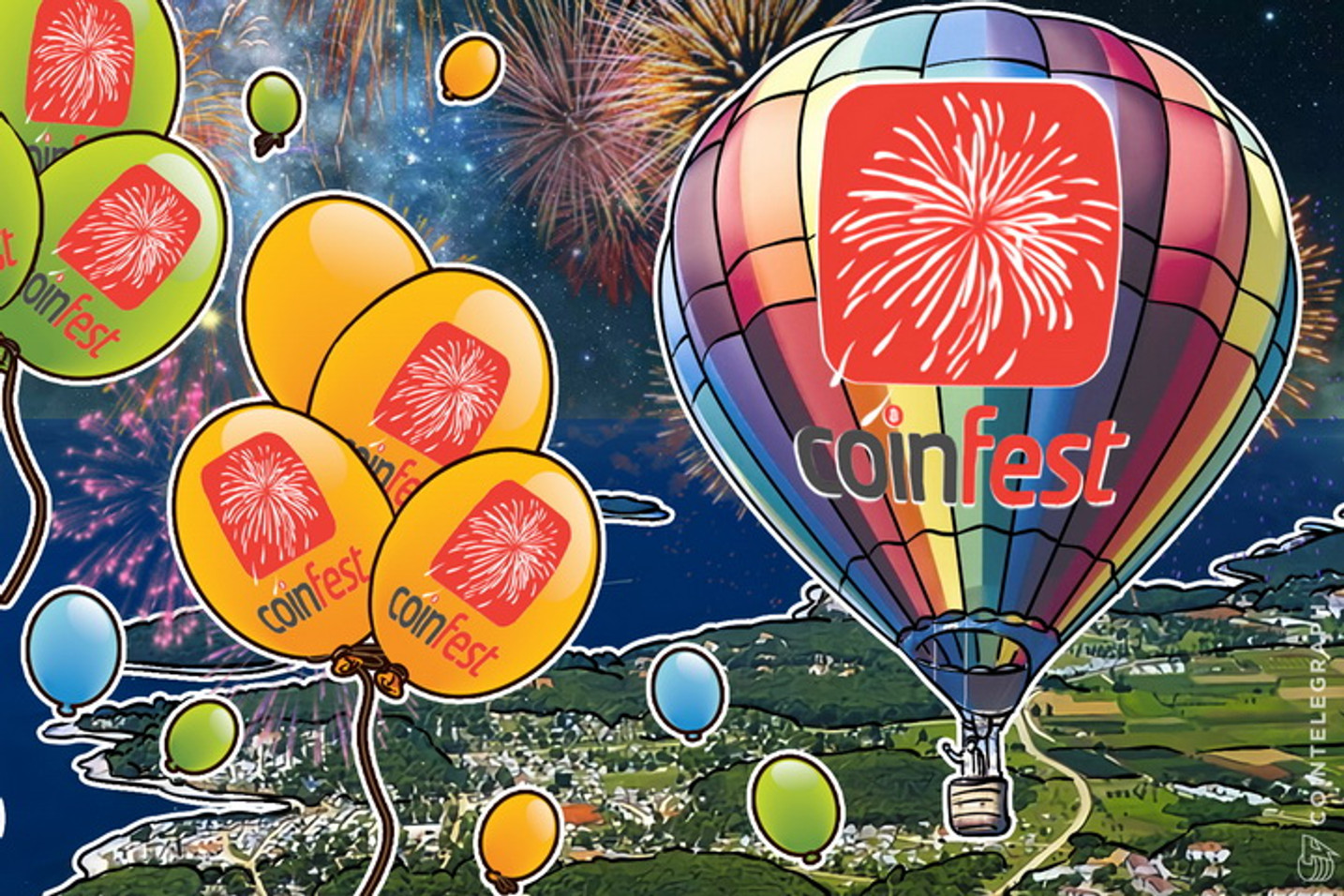 CoinFest 2016: Uniting the World's Bitcoiners