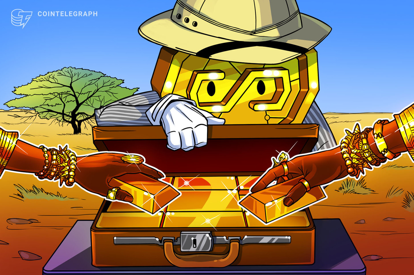Africa: COVID-19, Gold Demand and the Gold-Backed Stablecoin Opportunity