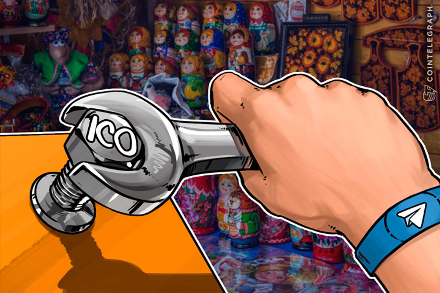 Chat-App-Riese Telegram verbietet ICO-Teilnahme für sanktionierte Personen und Regionen