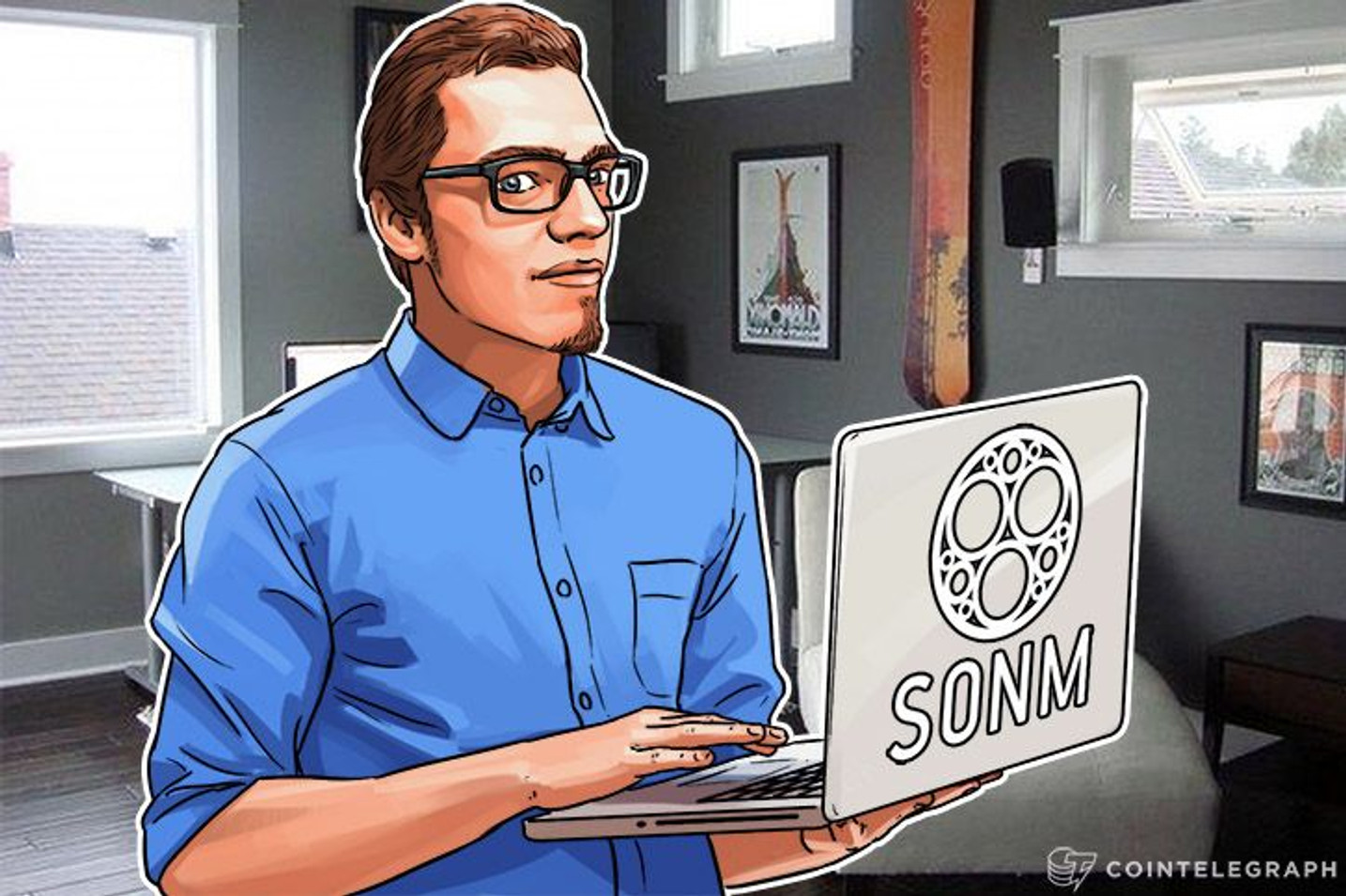 "SONM ""Spectacularly Successful"" ICO Nets $42 Mln in Four Days"