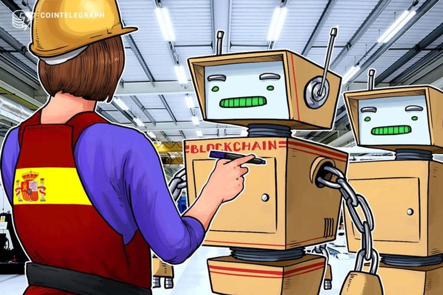Expertos afirman en España que blockchain es una herramienta con potencial para la movilidad