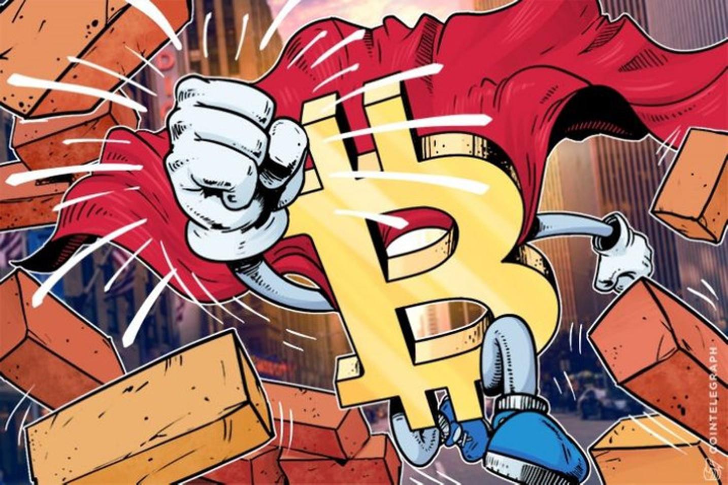Não se preocupe com a queda o futuro do Bitcoin é promissor, destaca ABCripto