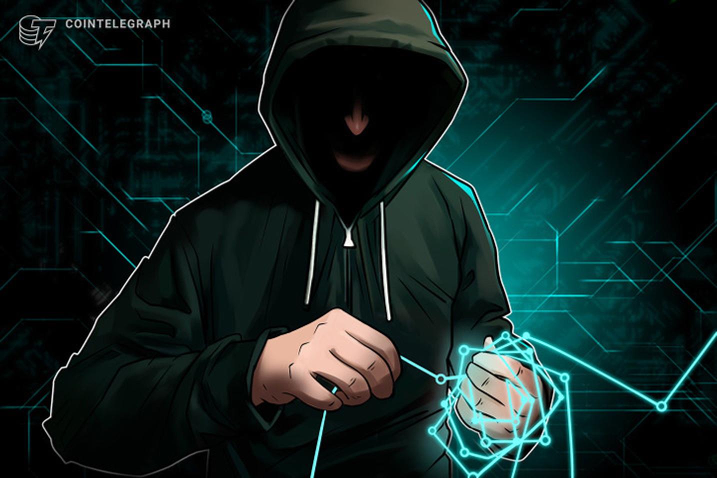 Hacker invade canal de cursos de criptomoedas e acusa 'especialista' de fraude