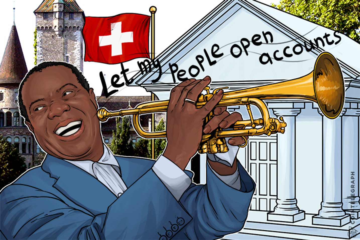 US Clients of Swiss Banks May Turn to Bitcoin As Swiss Stop Accepting US Clients
