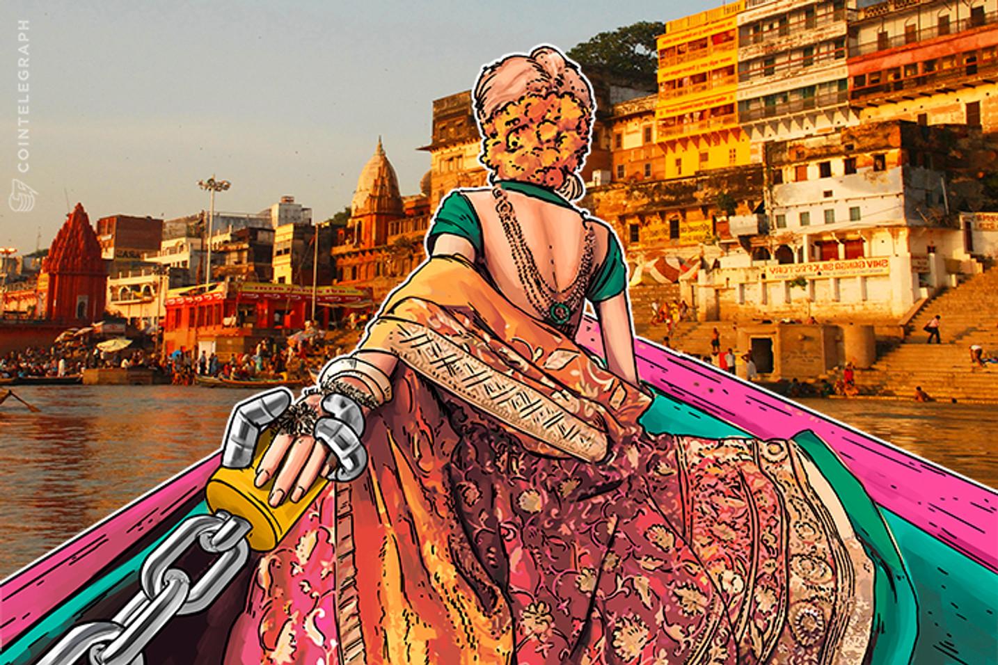 Lo que Blockchain tiene que ver con la prohibición india de PwC
