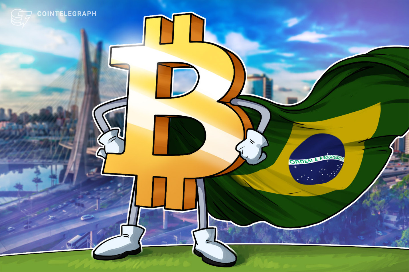 Il Brasile potrebbe divenire una nuova 'fonte di domanda' per BTC