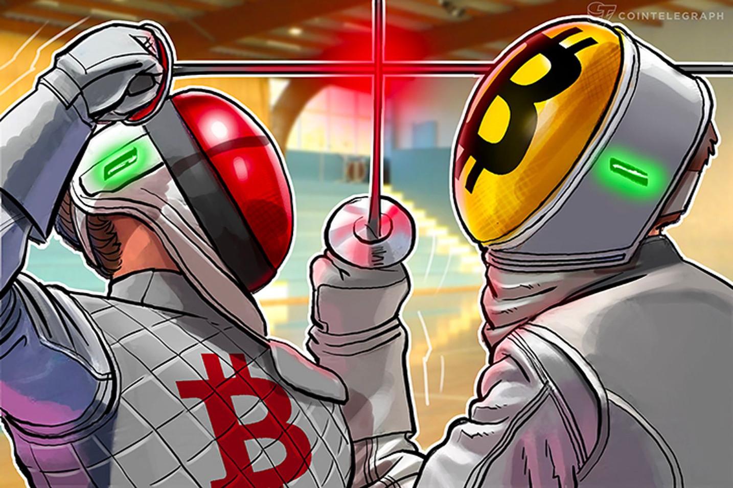 【追記あり】SBI北尾氏 「ビットコインキャッシュ推しだったのに…」| 仮想通貨ビットコインの中国独占は「変える」と強気