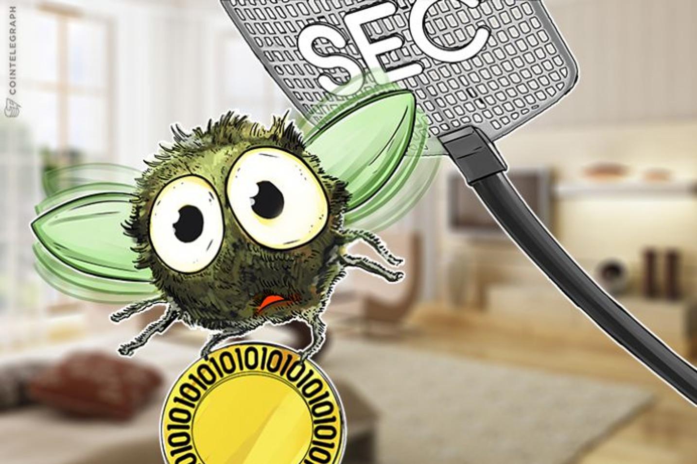 La SEC ha lanciato un'indagine sulle criptovalute, afferma il WSJ