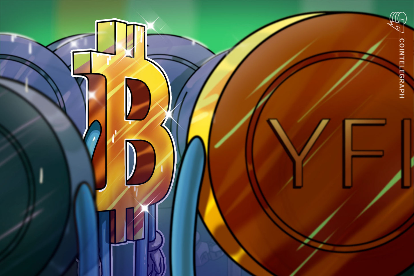YFI Price Exceeds Bitcoin Price at $15K— But There's a Catch