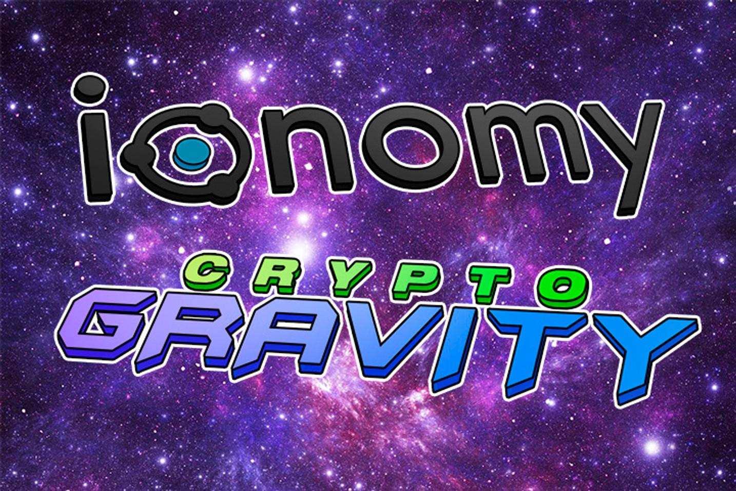 Win Rewards While Having a Blast: Crypto Gravity from ionomy Studios