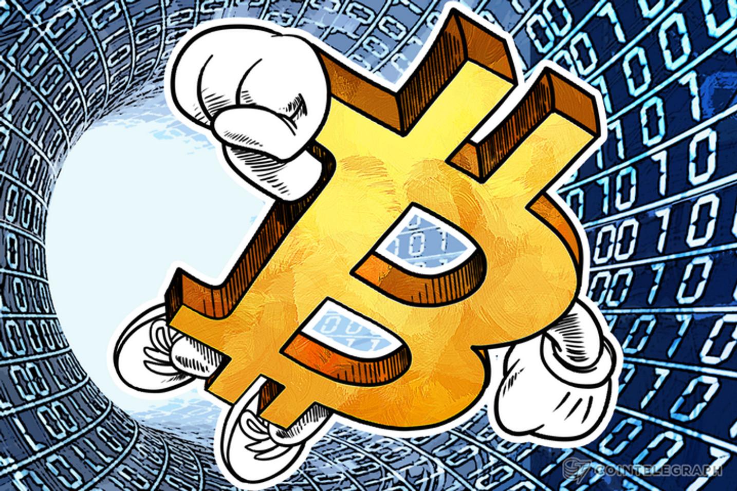 Bitcoin Core Developer Proposes 17.7% Yearly Block Size Growth; Still No White Smoke