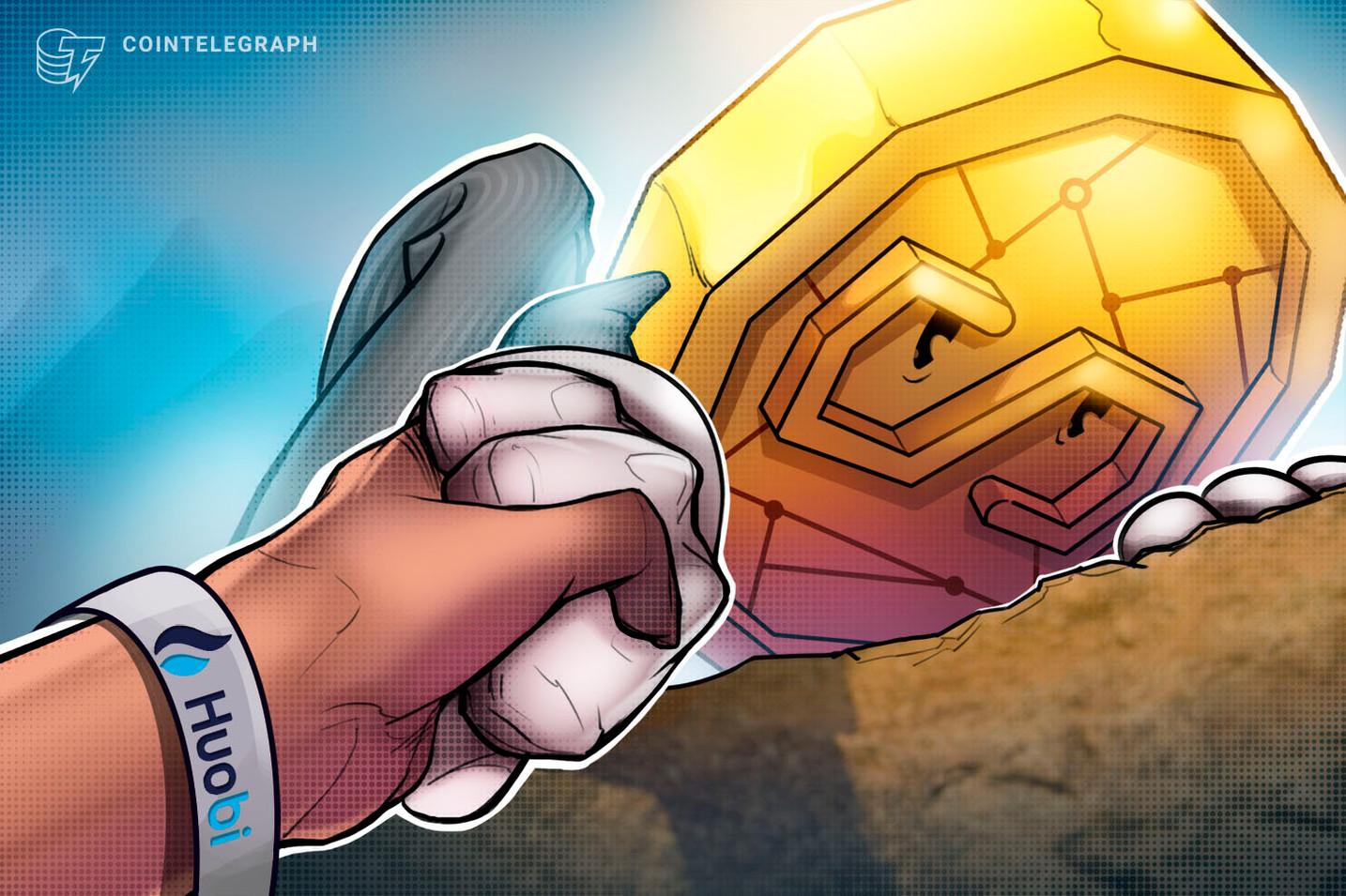 Huobi anuncia transição no HUSD, do sistema atual para um novo token ERC-20