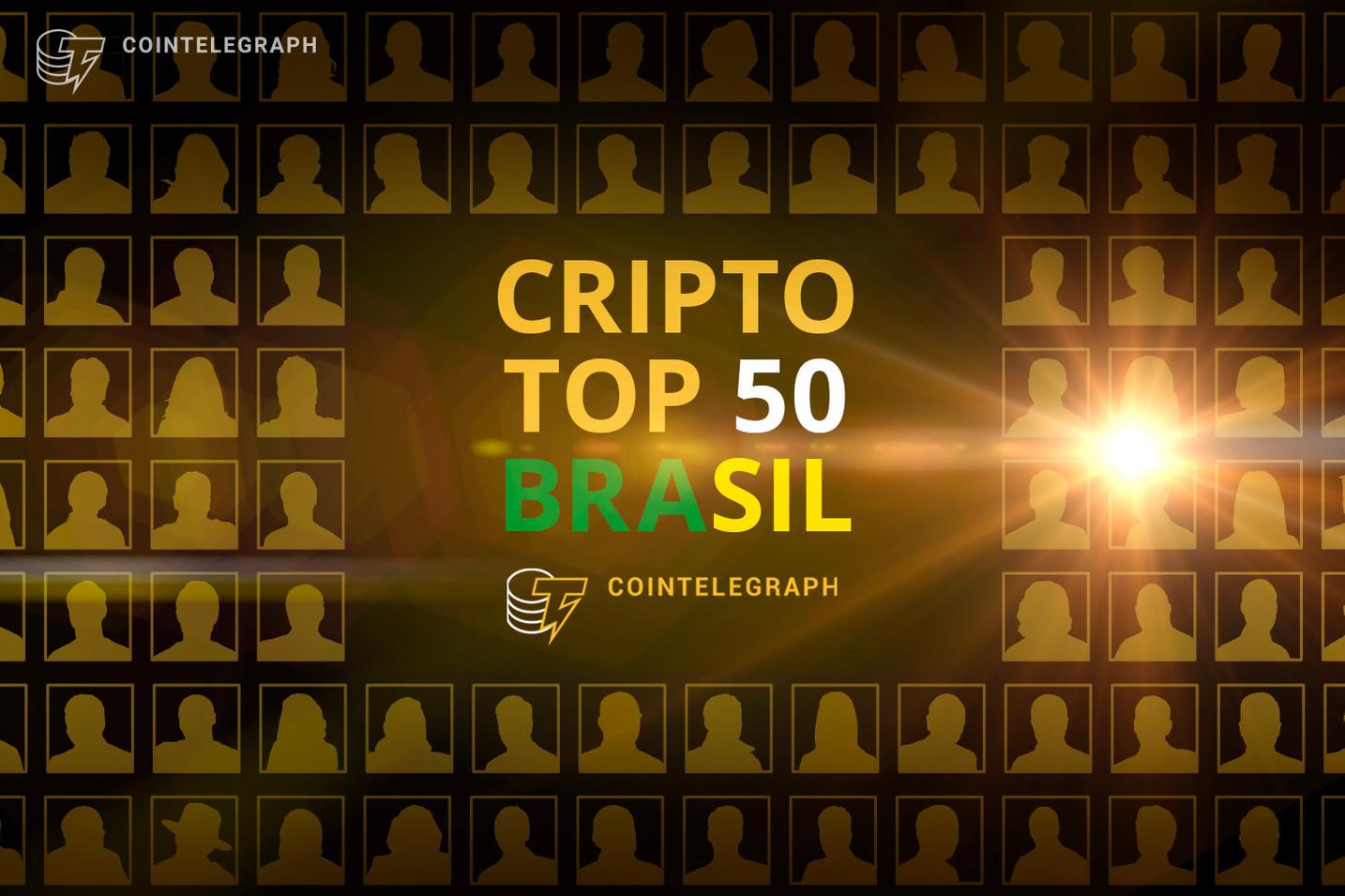 Cointelegraph apresenta: Brasil Top 50