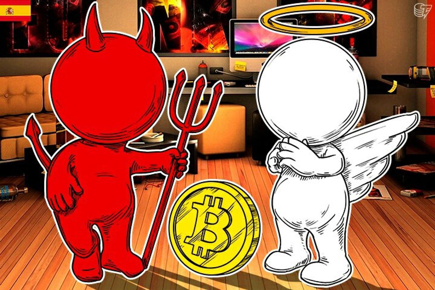 bitcoin bueno, bitcoin malo