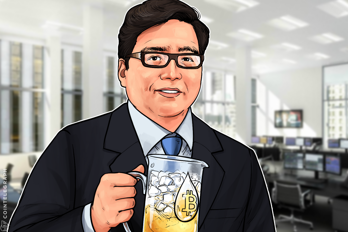 Fundstrat's Tom Lee Reminds Us of Bitcoin's 'Ten Best Days' Rule