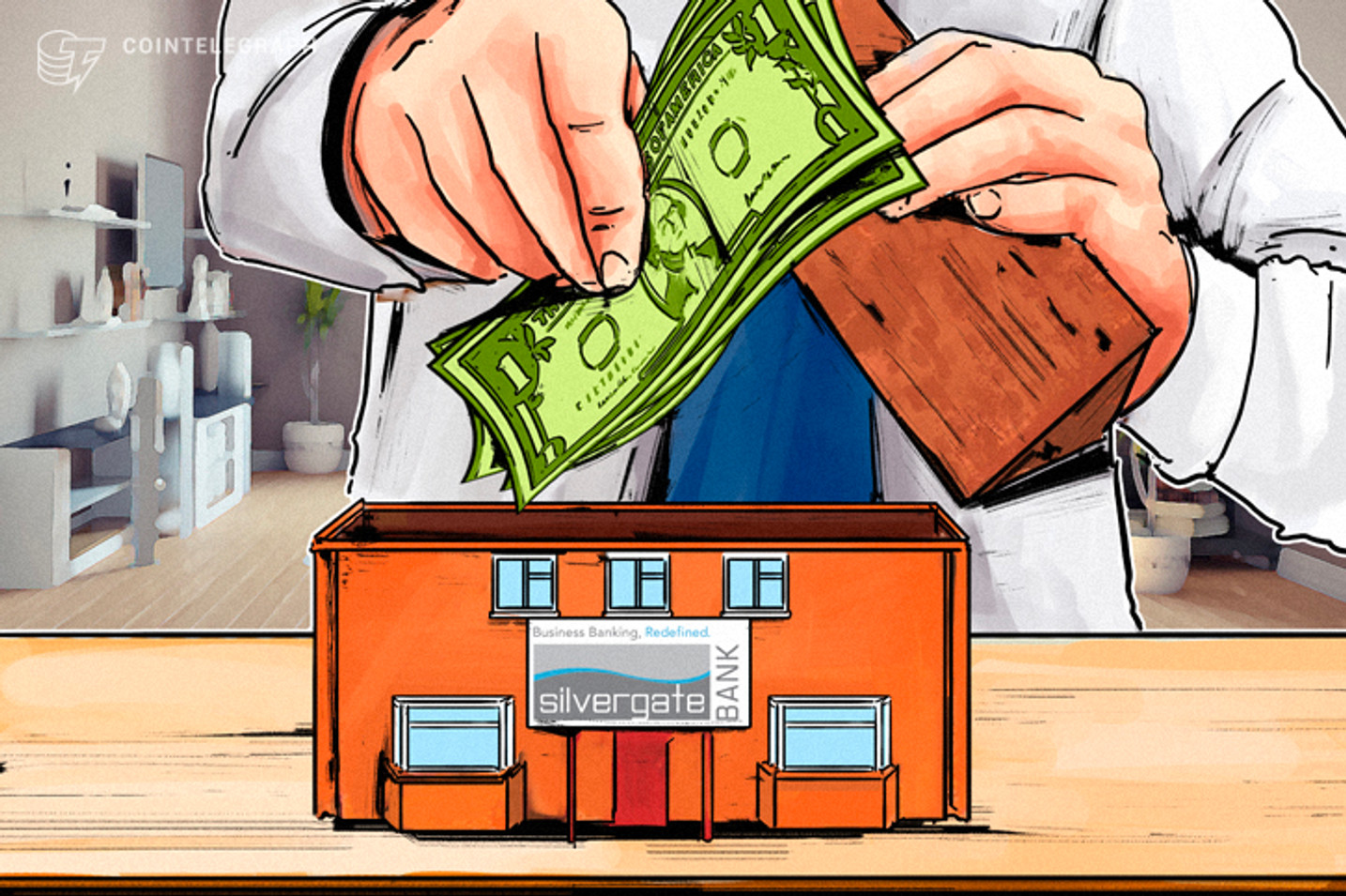 Crypto VC Firm Digital Currency Group Invests In Pro-Crypto Silvergate Bank