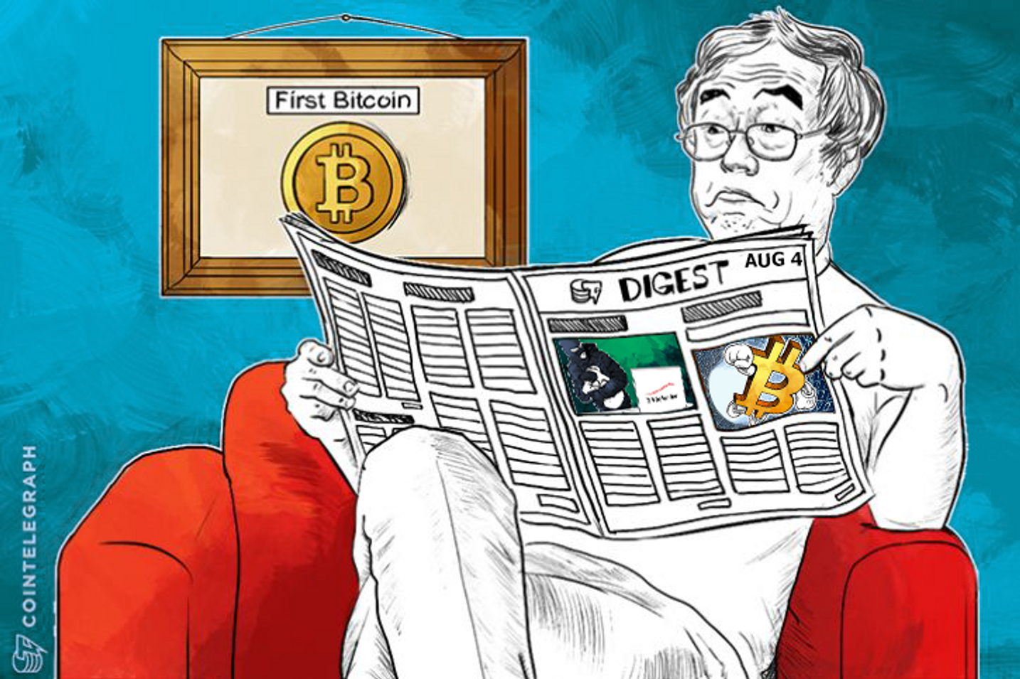 AUG 4 DIGEST: Mt. Gox 'Ran out of Funds 6 Months before Going Bust'; Australia Warms towards Bitcoin as Currency