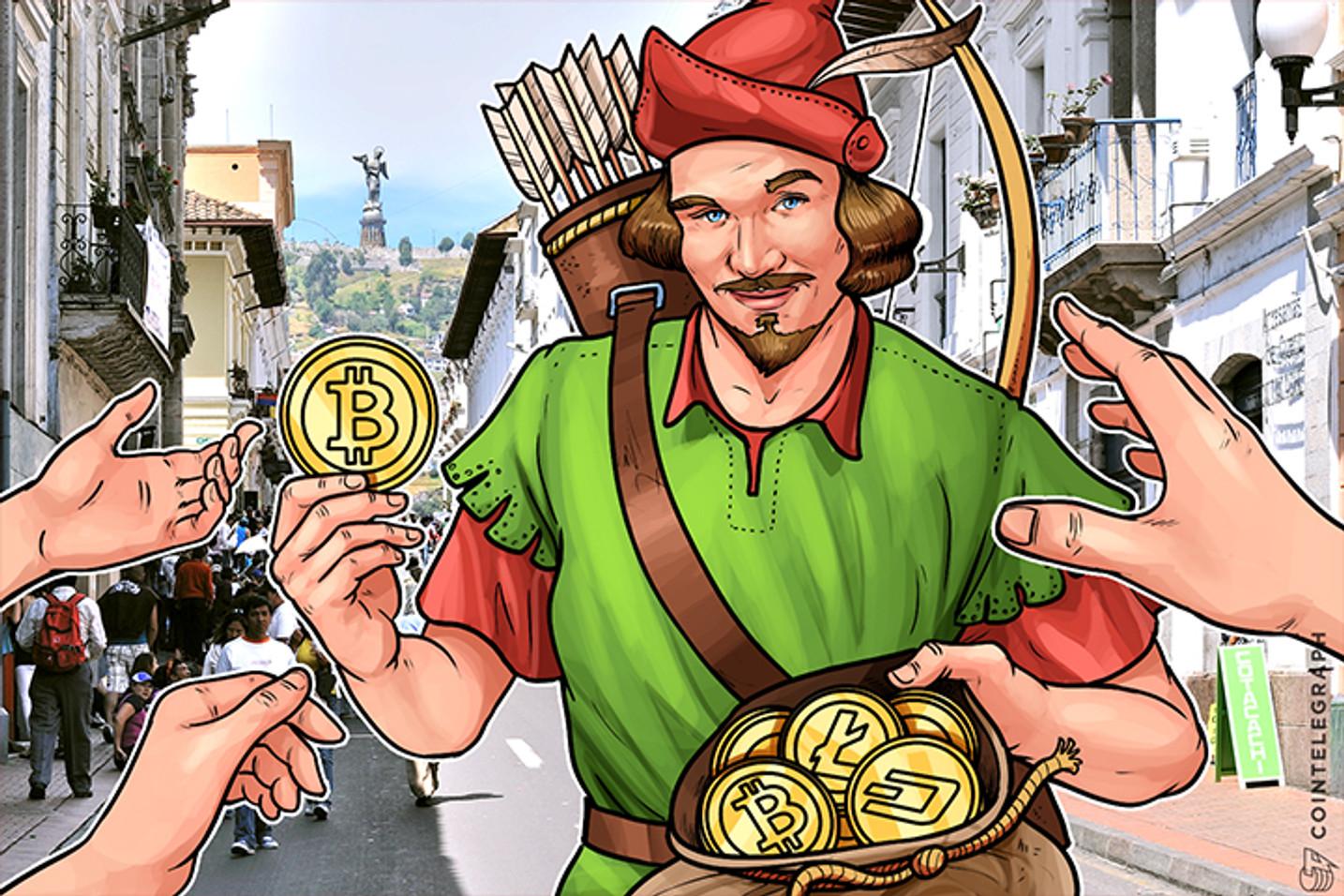 Aplicación móvil de Robinhood lanzará criptocomercio de cero comisiones en febrero