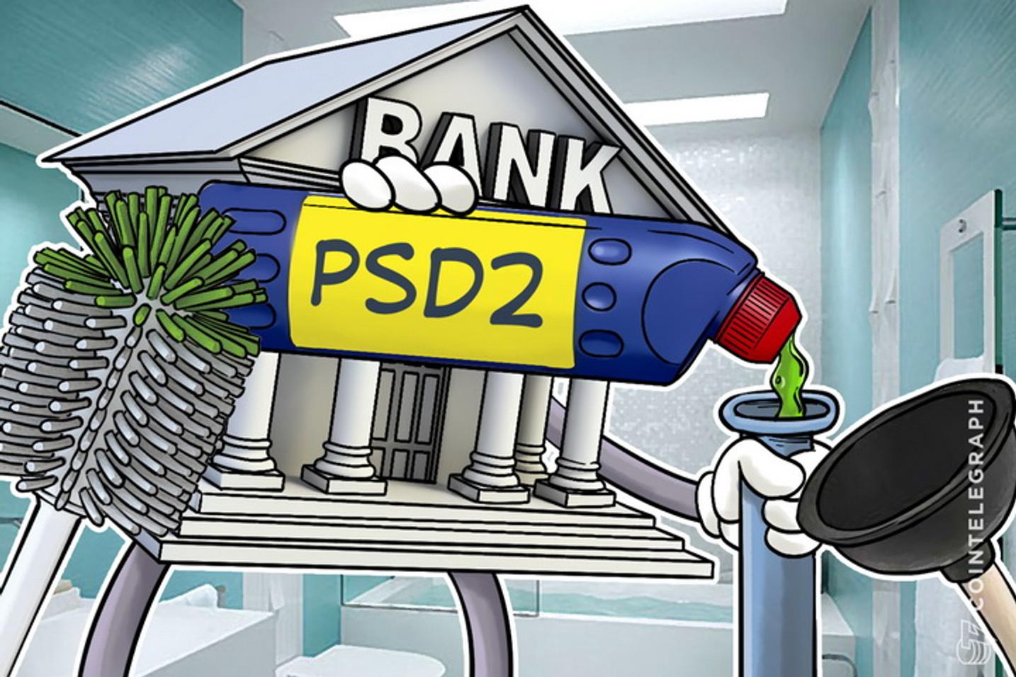 PSD2 to Accelerate Digital Revolution, Blockchain Adoption