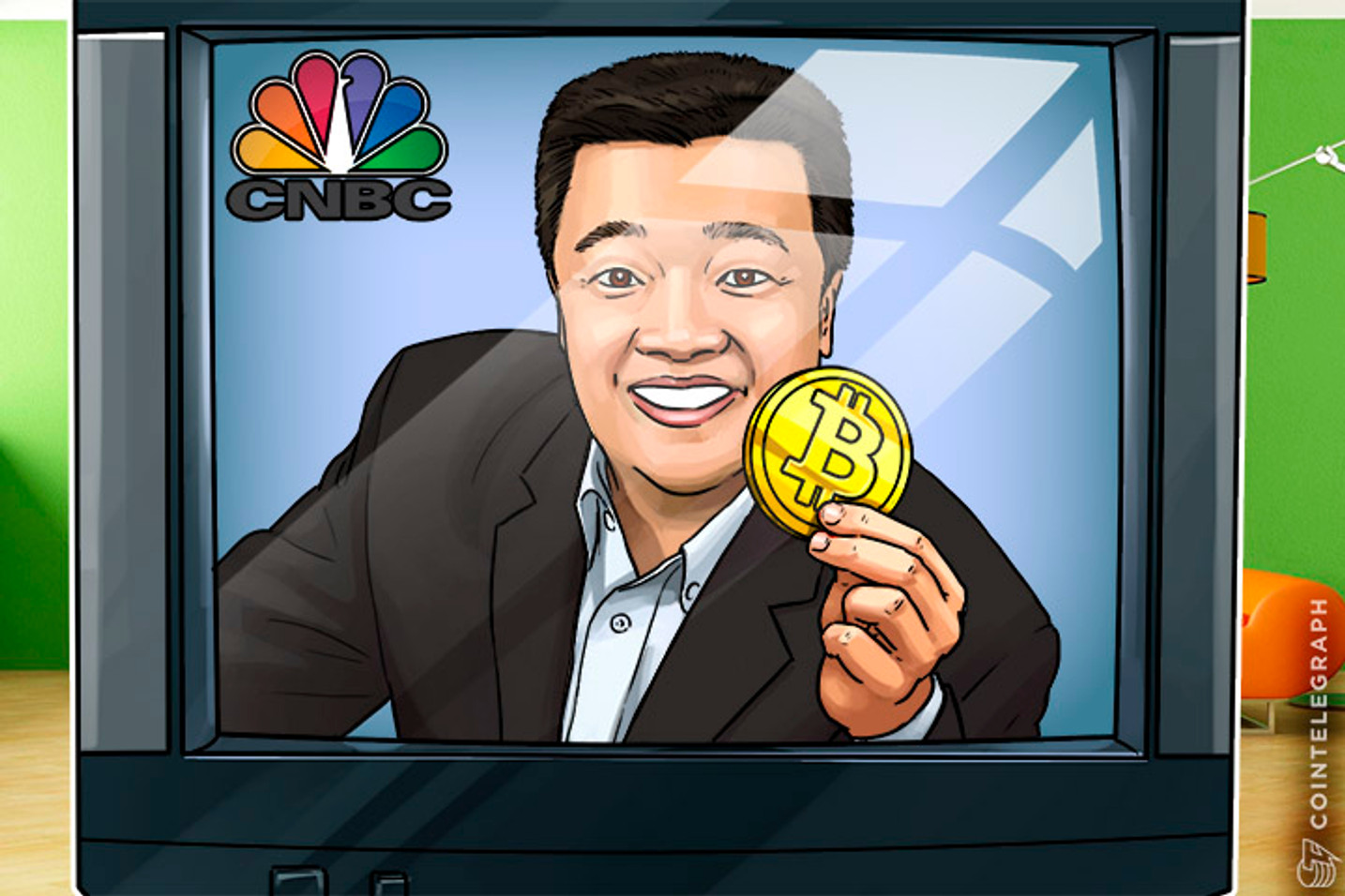 BTCC's Bobby Lee: Bitcoin Can Reach $7,000 if it Breaks ATH $1,300