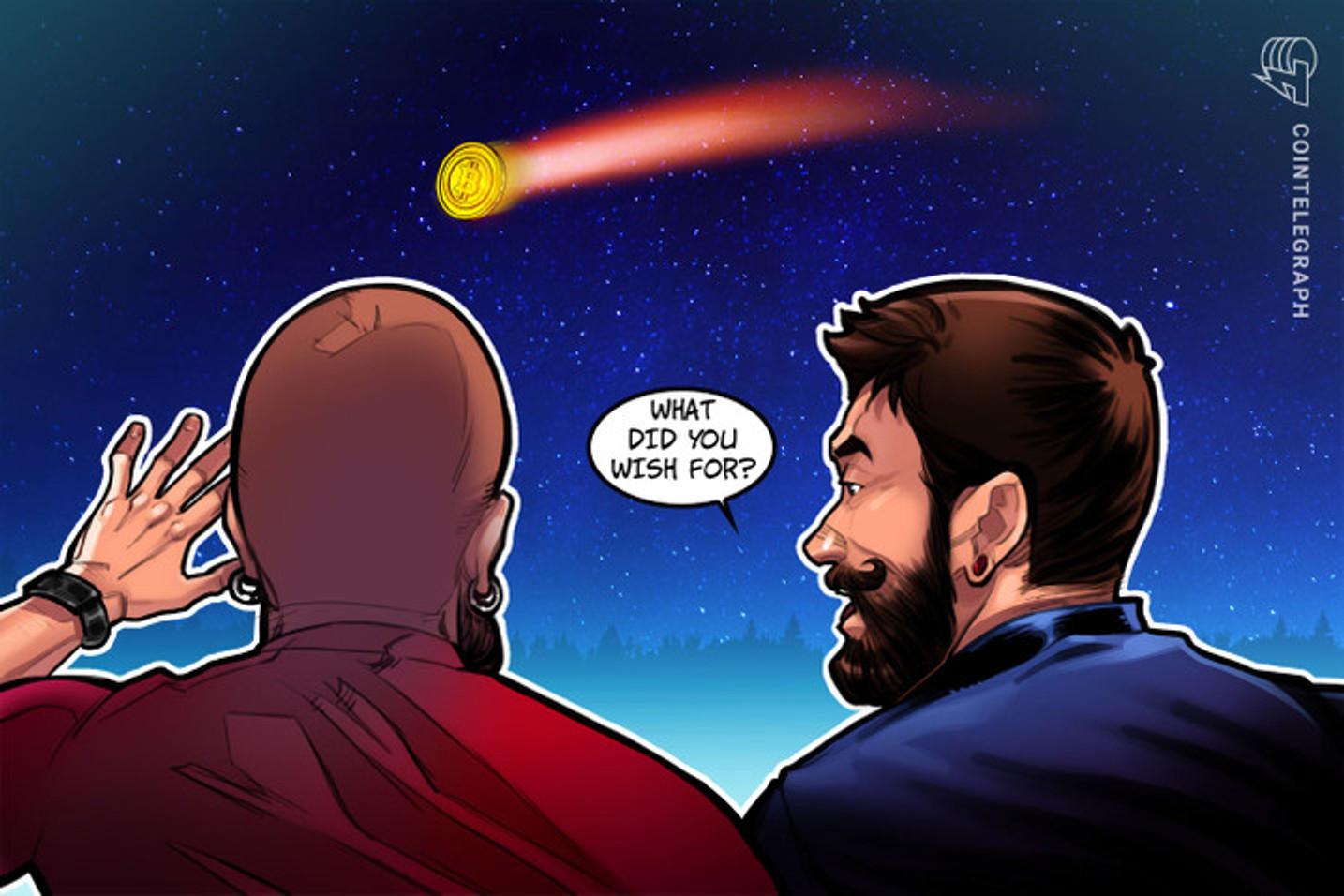 """""""Mr. Meta: Aventuras en el mundo de las criptomonedas y de la tecnología Blockchain"""""""