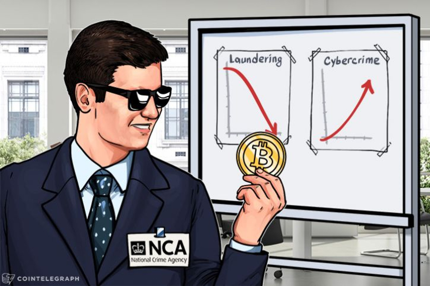 Trezor Ujedinjenog Kraljevstva: Sa Bitkoinom imamo nizak rizik od pranja novca, a visok od sajber kriminala
