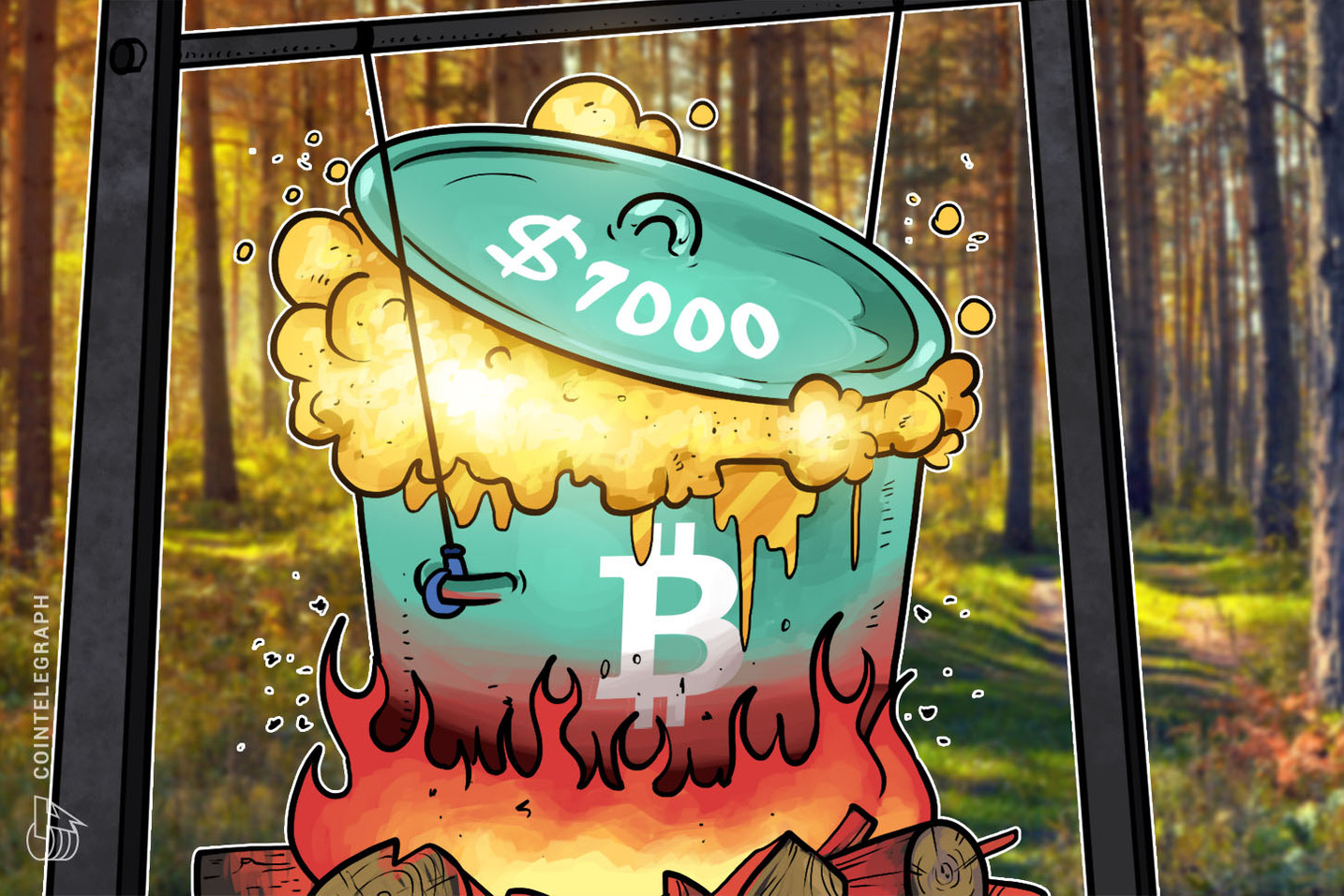 Bitcoin, Ethereum Preise bleiben trotz indischen 'Krypto-Verbot' stabil