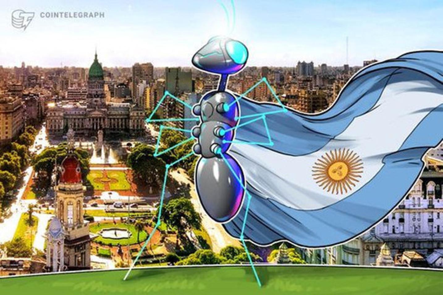 Cámara de la Construcción de Argentina se suma al Blockchain Federal